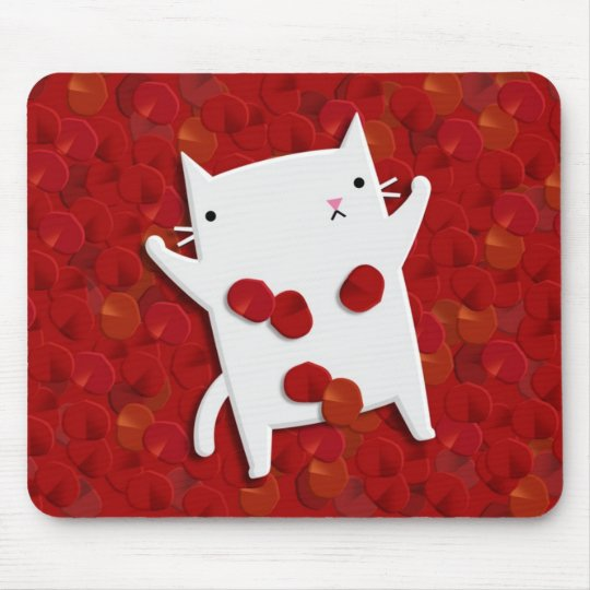 American Kitty Mouse Pad