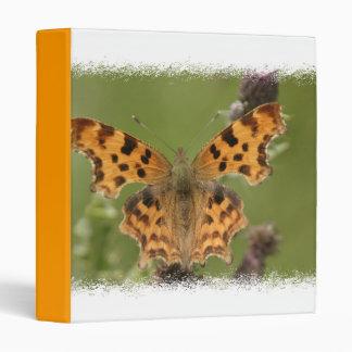 American Lady Butterfly Binder