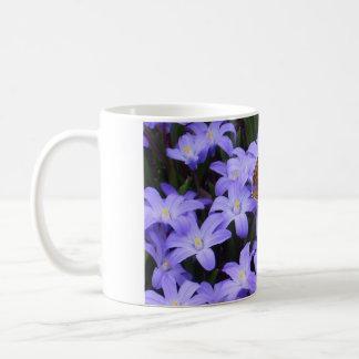 American Lady Butterfly Classic White Coffee Mug