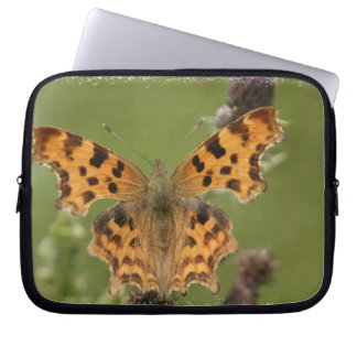 American Lady Butterfly Electronics Bag Laptop Computer Sleeve