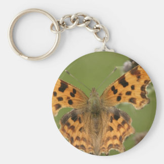 American Lady Butterfly Keychains
