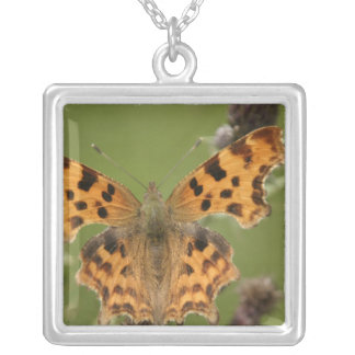American Lady Butterfly Necklace