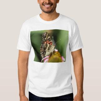 American Lady Butterfly Shirt. Tshirt