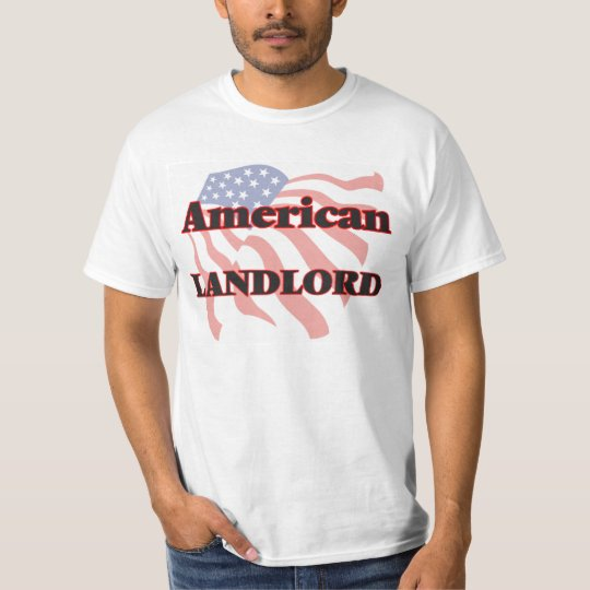 American Landlord T-Shirt