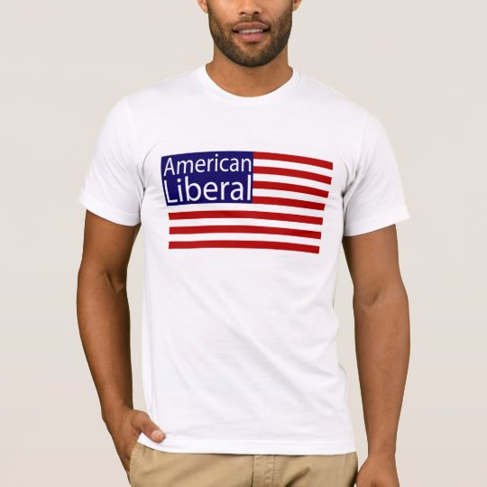 American Liberal Made in the USA T-Shirt