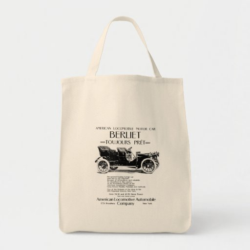 American Locomotive Company - Alco Cars Bags