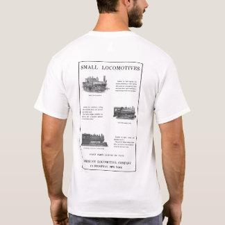 American Locomotive Company Small Locomotives T-Shirt