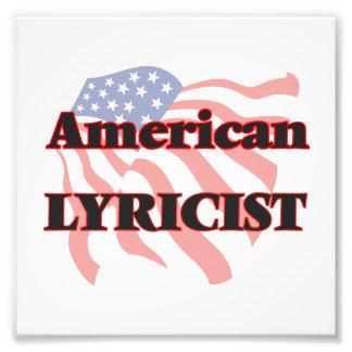 American Lyricist Photo