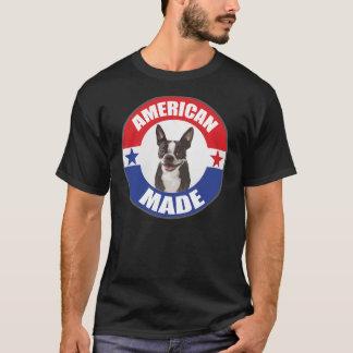 American Made Boston Terrier T-Shirt