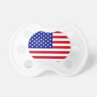 American made! pacifier