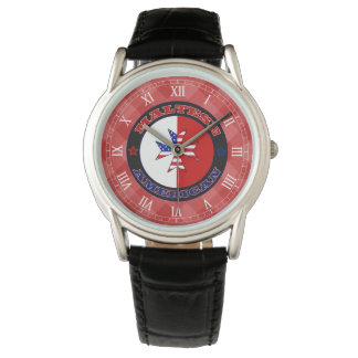 American Maltese Cross Watch