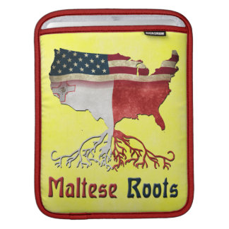 American Maltese Roots iPad Cover