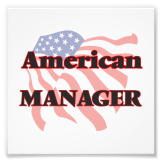 American Manager Photo