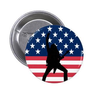American Metal Button