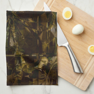 American MoJo Kitchen Towels - Camo Lover Petal