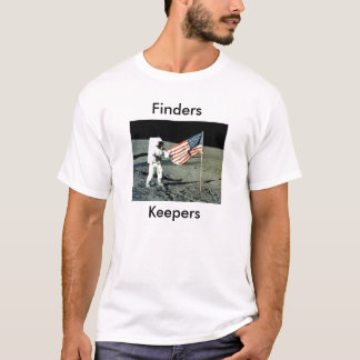 American Moon- Finders Keepers T-Shirt