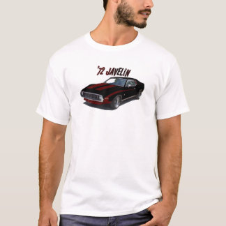 American Motors:  '72 Javelin T-Shirt