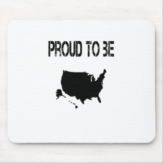 american mouse pad