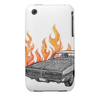 American muscle cars Case-Mate iPhone 3 case