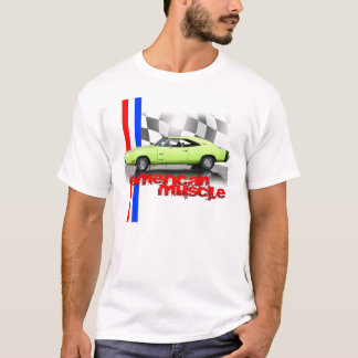 American Muscle Charger T-shirt