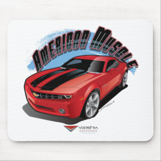 American Muscle Mouse Pad