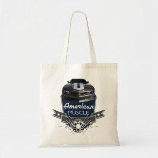 American Muscle New Camaro Tote Bag