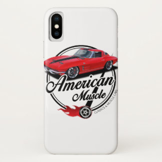 American Muscle Stingray iPhone X Case