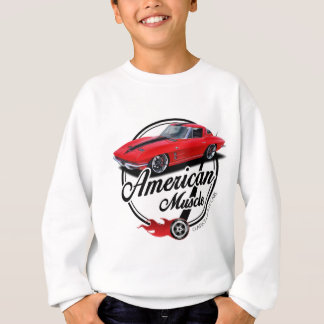 American Muscle Stingray Sweatshirt