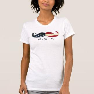 American Mustache T-Shirt