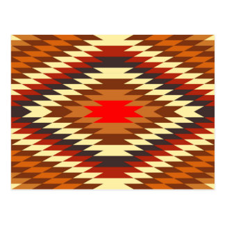 american native traditional ethnic costume motif post cards