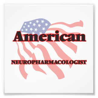 American Neuropharmacologist Photo Art