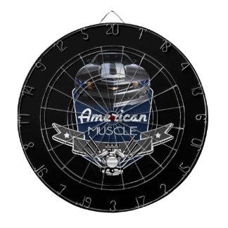 American New Muscle Dartboard