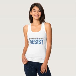 American News X, Resist & Impeach 45 shirt