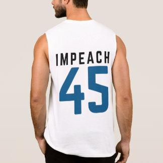 American News X, Resist & Impeach 45 T-shirt