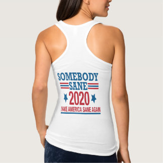 American News X, Somebody Sane 2020 shirt
