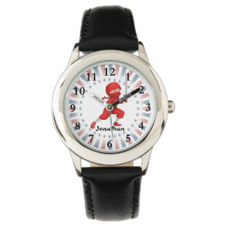 American Ninja Design Wrist Watch