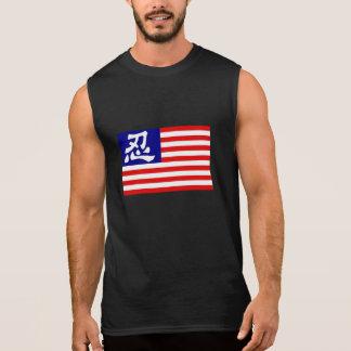 American Ninja Sleeveless Shirt