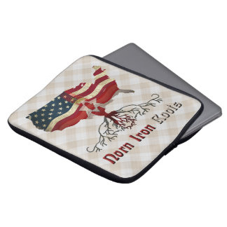 American Northern Irish Laptop Sleeve