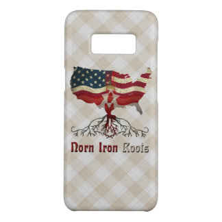 American Northern Irish Roots Cell Phone Case