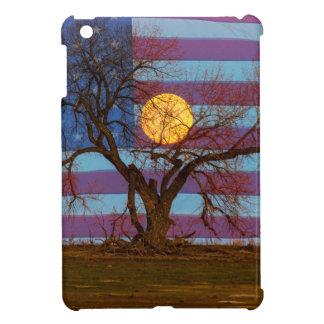 American November Supermoon iPad Mini Cases
