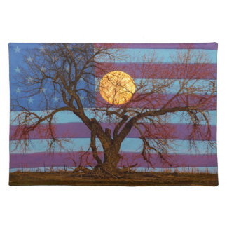American November Supermoon Placemat
