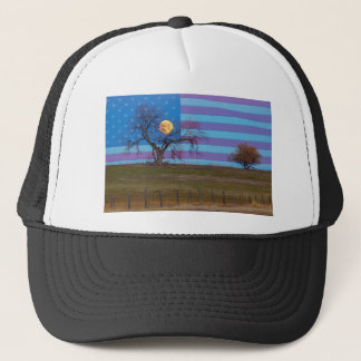 American November Supermoon Trucker Hat