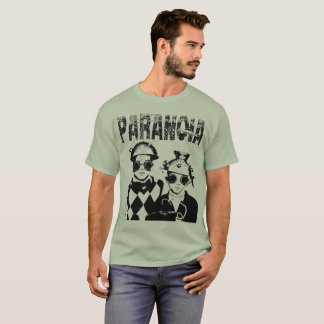 American Nucleart Family Paranoia T-Shirt