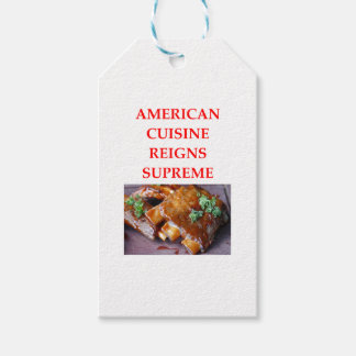 AMERICAN PACK OF GIFT TAGS