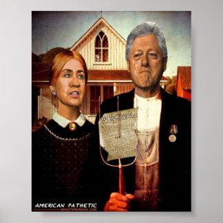American Pathetic Poster