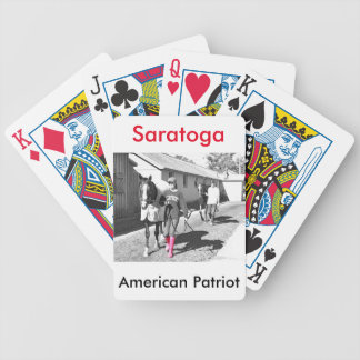 American Patriot & Amanda Gillman Bicycle Playing Cards