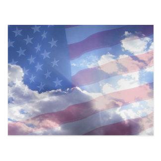American Patriot Postcard