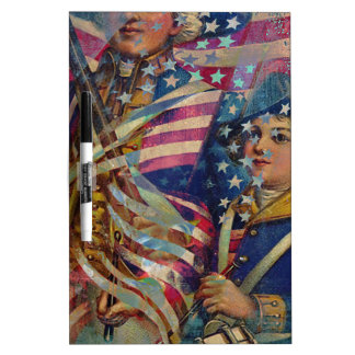 AMERICAN PATRIOT ~ UNAPOLOGETIC DRY ERASE WHITEBOARDS