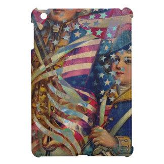 AMERICAN PATRIOT ~ UNAPOLOGETIC iPad MINI COVER