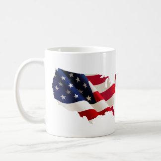 American Patriotic Coffee Mug